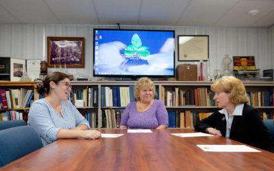 Senator Schwank visits MJRA to learn about water, women bosses and workplace perks
